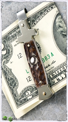 AGA Campolin Money Clip
