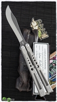 Heibel Knives Valor Balisong #063 First Production