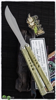 Heibel Knives Valor Balisong #065 First Production