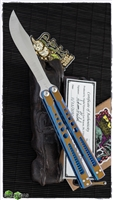 Heibel Knives Valor Balisong #080 First Production