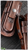 Balibalistic Custom Hickory Leather Sheath