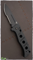 Benchmade Adamas 2750 Auto Black Serrated Blade