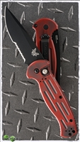 FE Custom Benchmade AFO Fallout Red
