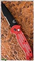FE Custom Benchmade AFO Red