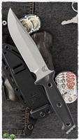 Benchmade Sibert Arvensis, Satin 154-CM, Black G-10