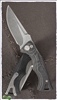 Brian Tighe & Friends Tighe Fighter Mini Auto Clip Point G10