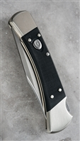 Buck Model 110 Elite Automatic S30V Blade G10 Inlays
