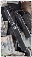 Microtech UTX-85 S/E 231-2T Black Serrated Tactical