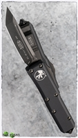 Microtech UTX-85 T/E 233-1DLCT DLC Blade+ Hardware Tactical