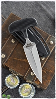 Cold Steel Safe Maker I Push Dagger, Stonewash AUS-8A