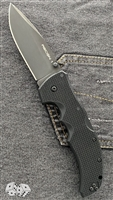 Cold Steel Recon 1 Lockback, Black G-10, Black CPM-S35VN