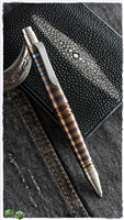 Darrel Ralph Designs (DDR) Flamed Gents Series DR055
