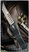 Microtech Combat Hell Hound Signature Series Bronzed Blade & Hardware