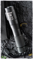 JETBeam E10R USB Rechargeable Flashlight - CREE XP-L HI LED - 650 Lumens