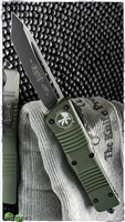 Microtech Combat Troodon T/E 144-1OD Black Blade OD Handle