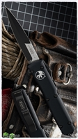 Microtech Ultratech Bayonet 120-1T Black Tactical