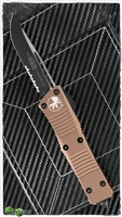 Microtech Troodon S/E 139-2Ta Tan