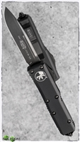 Microtech UTX-85 D/A OTF Auto Black Tactical Standard Blade
