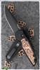 Protech TR-3.53 Shaw Copper Steampunk Inlay Black Blade