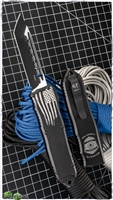 Guardian Tactical RECON ELITE Two-Tone Black Tanto 103221