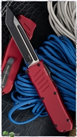 Guardian Tactical RECON-035 T/E OTF Two Tone Blade & Red Handle