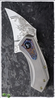 Glenn Waters Kiba Dragon and Raijin Flipper
