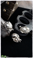Venom Custom Bead by Harding - 925 Silver