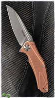 Kershaw Copper Natrix XL Sub-Frame Lock Flipper, 7008CU