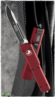 Microtech UTX-70 S/E 148-1RD Black Blade Red Handle