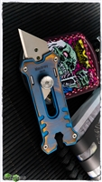 PVK Custom MecArmy EK16 Custom Anodized Titanium Tritium Model