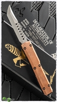 Marfione Custom Ultratech HellHound Mirror Blade Copper Top SN003
