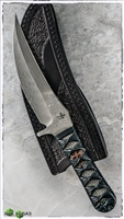 Marfione Custom Borka SBK Assassin Damascus