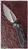 Marfione Custom DOC Killswitch Stonewash Blade Alloy Handle