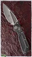 Marfione Custom DOC Killswitch Stonwash Blade Carbon Fiber