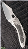 Marfione Custom Borka M-Stitch Folder w/ TPT Carboquartz Inlay