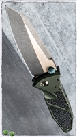 Marfione Custom SOCOM Elite OD Green Warcom Bronzed DLC Two-Tone Apocalyptic Stingray Inlay DLC Bronzed Two-Tone Satin Hardware