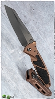 Marfione Custom SOCOM Elite Warcom DLC Two-Tone Apocalyptic Stingray Inlay DLC Two-Tone Satin Hardware