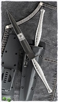 Medford FS Commando ARMY Edition Dagger Fixed Blade Knife Titanium