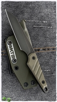Medford UDT-1 PVD Blade G10 OD Green Handle