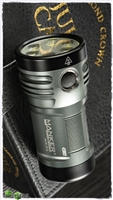 Manker E04 550 Lumens CREE XPL LED Flashlight With USB Rechargeable 16340 Battery