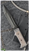 Medford USMC Raider MultiLayer G10 Black Sheath