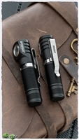 Manker E02 AAA Flashlight 220 Lumen Right Angle Light