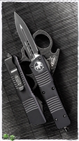 Microtech Combat Troodon D/E 142-1T Black Tactical