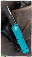 Microtech Combat Troodon S/E 143-1TQ Black Blade TQ Handle