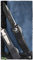 Microtech Combat Troodon T/E 144-1 Black Blade