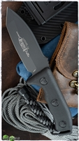 Microtech Currahee Fixed Blade 103-1 T/E Black Standard