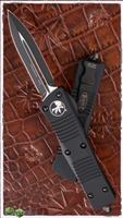 Microtech Troodon D/E 138-1T CTS-204 Black Tactical