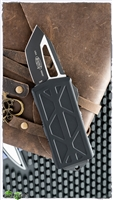 Microtech Exocet 158-1T Black Blade Tactical