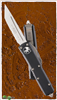 Microtech UTX-85 T/E 233-5 Satin Serrated Blade