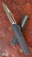 Microtech Cypher MK7 LTD 241M-1GRB Green & Black